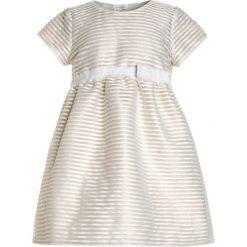 Sukienki dziewczęce: Benetton DRESS BABY Sukienka koktajlowa offwhite
