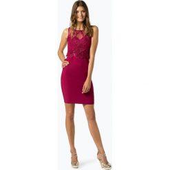 Lipsy - Sukienka damska, różowy. Czerwone sukienki balowe Lipsy, z koronki. Za 499,95 zł.