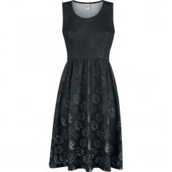 Supernatural To Hell And Back Sukienka wielokolorowy. Czarne sukienki na komunię Supernatural, s, z nadrukiem. Za 99,90 zł.