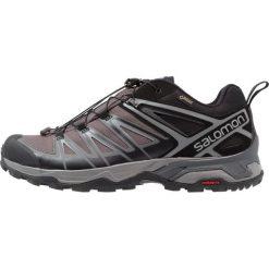 Salomon X ULTRA 3 GTX Obuwie hikingowe black/magnet/quiet shade. Szare buty trekkingowe męskie Salomon, z gumy, outdoorowe. Za 659,00 zł.