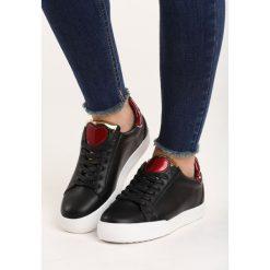 Czarne Buty Sportowe You'll Love It. Pomarańczowe buty sportowe damskie marki Born2be, z materiału. Za 79,99 zł.