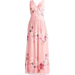 Długie sukienki: Little Mistress Długa sukienka pink