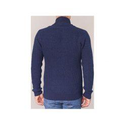 Swetry rozpinane / Kardigany Petrol Industries  DERMIS. Niebieskie kardigany męskie marki Petrol Industries, l. Za 279,20 zł.