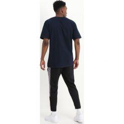 T-shirty męskie z nadrukiem: HUF ORIGINAL TEE Tshirt z nadrukiem navy