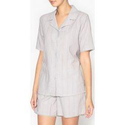 Piżamy damskie: Piżama letnia koszulowa
