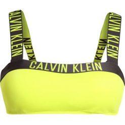 Stroje dwuczęściowe damskie: Calvin Klein Swimwear BANDEAU Góra od bikini evening primrose