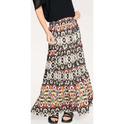Odzież damska: Spódnica z kolorowym wzorem