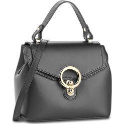 Torebka CREOLE - K10434 Czarny. Czarne torebki klasyczne damskie Creole, ze skóry. W wyprzedaży za 189,00 zł.