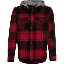 DC Shoes RUNNEL BOY Koszula rio red. Czarne bluzki dziewczęce bawełniane marki DC Shoes. W wyprzedaży za 187,85 zł.