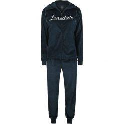 Spodnie dresowe damskie: Lonsdale London Lisburn Dres damski ciemnoniebieski