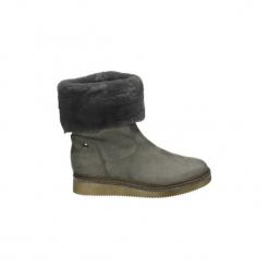 Śniegowce Xti  48445. Brązowe buty zimowe damskie marki Xti. Za 307,59 zł.
