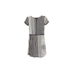 Sukienki krótkie Mexx  BALISIER. Czarne sukienki hiszpanki Mexx, z krótkim rękawem, mini. Za 287,20 zł.