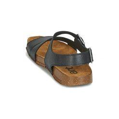 Sandały Art  I BREATHE 999. Czarne sandały damskie Art, z kauczuku. Za 295,20 zł.