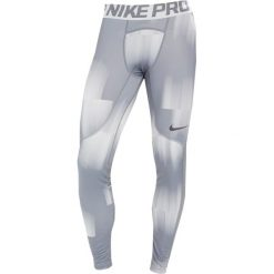 Kalesony męskie: Nike Performance PRO HYPERWARM Legginsy cool grey/pure platinum/iridescent