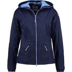 Icepeak LAURA Kurtka hardshell dunkel blau. Niebieskie kurtki sportowe damskie marki Icepeak, z hardshellu. W wyprzedaży za 265,30 zł.