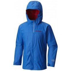 Columbia Kurtka Watertight Jacket Blue Xxs. Niebieskie kurtki chłopięce przeciwdeszczowe marki bonprix, sportowe, z kapturem. W wyprzedaży za 159,00 zł.