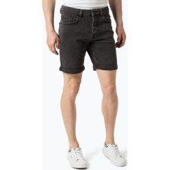 Minimum - Męskie spodenki jeansowe – Samden, szary. Szare bermudy męskie Minimum, z jeansu, klasyczne. Za 299,95 zł.
