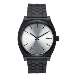 Zegarek unisex Nixon Time Teller Black Silver A0451180. Zegarki damskie Nixon. Za 359,00 zł.
