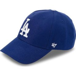 Czapka z daszkiem 47 BRAND - Los Angeles Dodgers 47 B-MVP12WBV-HM Granatowy. Niebieskie czapki z daszkiem damskie 47 Brand, z bawełny. Za 89,00 zł.