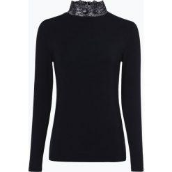 Apriori - Damska koszulka z długim rękawem – Coordinates, niebieski. Niebieskie t-shirty damskie marki Apriori, l. Za 149,95 zł.