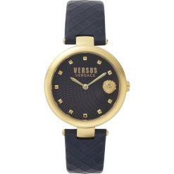 Versus Versace - Zegarek VSP870. Szare zegarki damskie Versus Versace, pozłacane. Za 749,90 zł.
