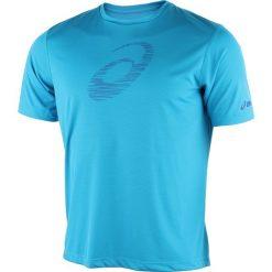 T-shirty męskie z nadrukiem: koszulka do biegania męska ASICS SHORT SLEEVE GRAPHIC TOP / 121652-0823