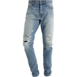 Tiger of Sweden Jeans PISTOLERO Jeansy Straight Leg light blue. Niebieskie jeansy męskie marki Tiger of Sweden Jeans. W wyprzedaży za 531,30 zł.