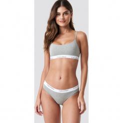 Calvin Klein Bikini One Cotton - Grey. Szare bikini Calvin Klein. Za 92,95 zł.