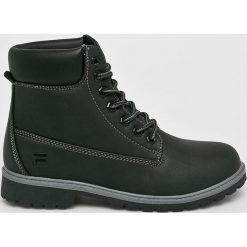 Fila - Buty. Czarne buty trekkingowe damskie marki The North Face. Za 299,90 zł.