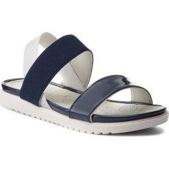 Sandały dziewczęce: Sandały NELLI BLU – CSL8-03 Granatowy