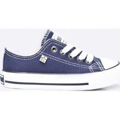 Big Star - Tenisówki dziecięce. Szare buty sportowe chłopięce BIG STAR, z gumy, na sznurówki. W wyprzedaży za 59,90 zł.