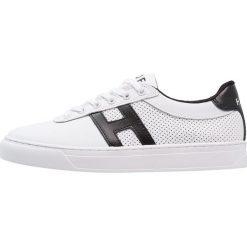 HUF SOTO  Tenisówki i Trampki white/black. Czarne tenisówki damskie marki HUF, z gumy. Za 359,00 zł.