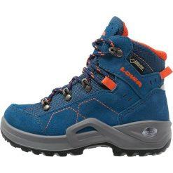 Buty sportowe chłopięce: Lowa KODY III GTX Buty trekkingowe blau/orange