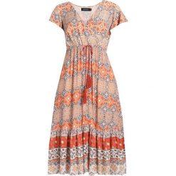 Sukienki hiszpanki: MINKPINK DAYS IN MARRAKESH MIDI DRESS Sukienka letnia offwhite