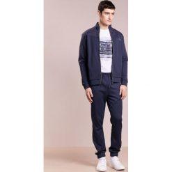 Spodnie dresowe męskie: BOSS ATHLEISURE HADIKO Spodnie treningowe navy