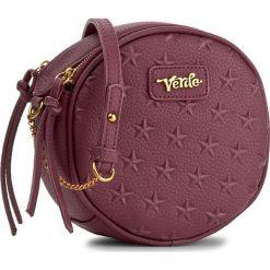 Torebka VERDE - 16-0004238 Purple. Fioletowe torebki klasyczne damskie Verde. W wyprzedaży za 79,00 zł.