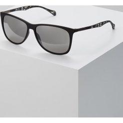 Okulary przeciwsłoneczne męskie aviatory: BOSS CASUAL Okulary przeciwsłoneczne black greyheaven