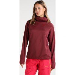 PYUA ALBEDO HOODED Bluza z polaru burgundy red. Czerwone bluzy damskie PYUA, l, z materiału. W wyprzedaży za 356,85 zł.