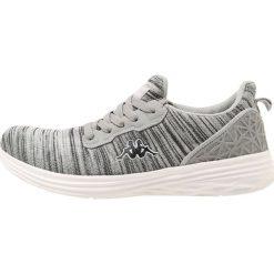 Kappa PARAS ML Obuwie treningowe light grey. Szare buty sportowe męskie marki Kappa, z gumy. Za 169,00 zł.