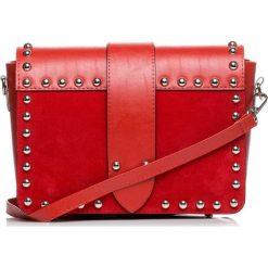 GAYLENE Torebka - czerwona. Czerwone torebki klasyczne damskie Stylove, z aplikacjami. Za 136,99 zł.