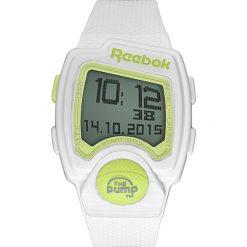 Zegarek unisex Reebok Pump RC-PLI-G9-PWPW-MW. Szare zegarki męskie marki Reebok, l, z dzianiny, z okrągłym kołnierzem. Za 476,00 zł.