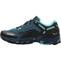 Salewa ULTRA TRAIN 2 Obuwie do biegania Szlak capri/poseidon. Białe buty do biegania damskie marki Nike Performance, z materiału. Za 629,00 zł.