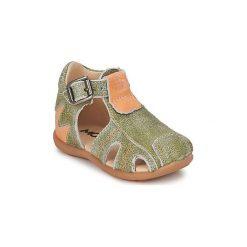 Sandały Dziecko  Mod'8  ALUCINE. Zielone sandały chłopięce Mod'8. Za 247,20 zł.