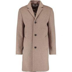 Płaszcze przejściowe męskie: Topman OAT WOOL Płaszcz wełniany /Płaszcz klasyczny light brown