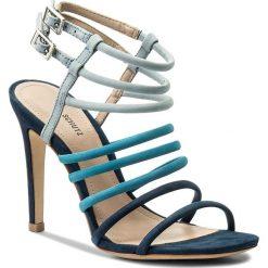 Rzymianki damskie: Sandały SCHUTZ – S 02052 0049 003 U Jeans/New Ocean/Dress Blue