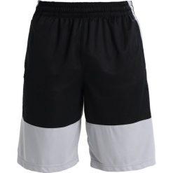 Bermudy męskie: Jordan RISE SOLID SHORT Krótkie spodenki sportowe wolf grey/black/black