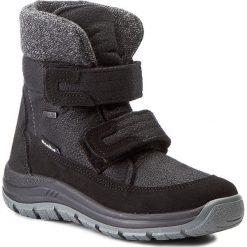 Śniegowce MANITU - 990985 Schwarz 1. Czarne buty zimowe damskie marki Cropp. W wyprzedaży za 289,00 zł.