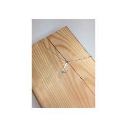Naszyjniki damskie: Srebrny naszyjnik z kotwicą