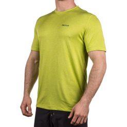Koszulki sportowe męskie: Marmot Koszulka męska Conveyor Tee Marmot Bright Lichen Heather żółta r. XL (518208725)