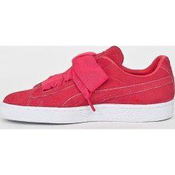 Buty sportowe dziewczęce: Puma – Buty dziecięce Suede Heart Valentine
